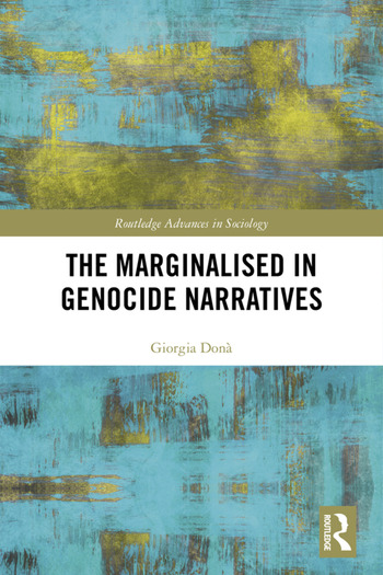 The Marginalised in Genocide Narratives book cover