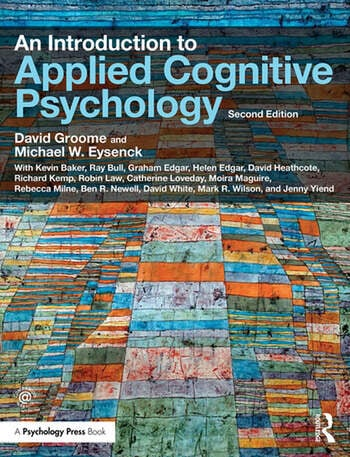 An Introduction to Applied Cognitive Psychology book cover