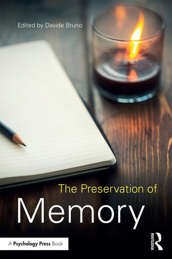 The Preservation of Memory book cover