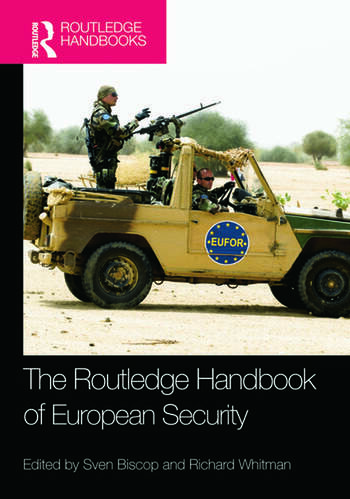 The Routledge Handbook of European Security book cover