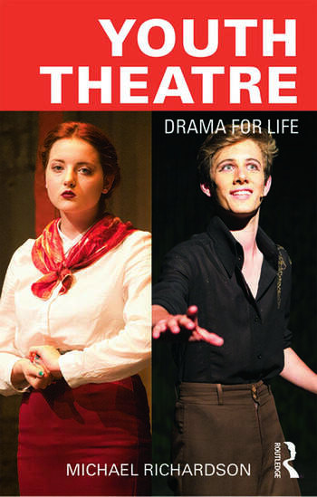 Youth Theatre Drama for Life book cover