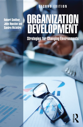 Organization Development Strategies for Changing Environments book cover
