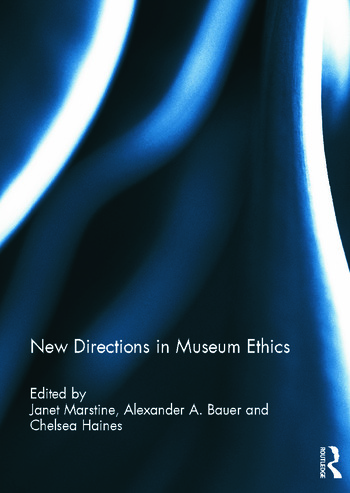 New Directions in Museum Ethics book cover
