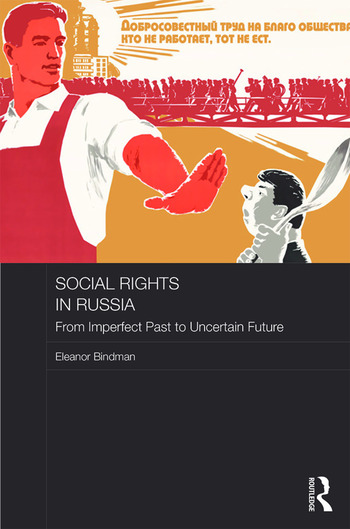 Social Rights in Russia From Imperfect Past to Uncertain Future book cover