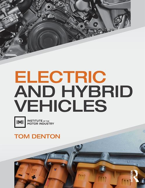 Electric and Hybrid Vehicles book cover