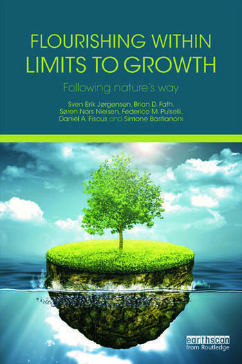 Flourishing Within Limits to Growth Following nature's way book cover
