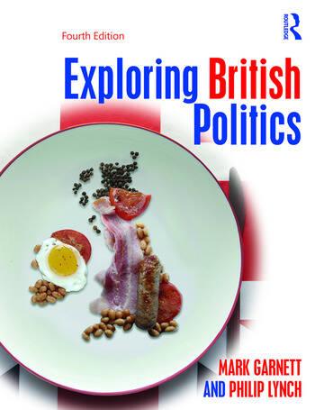 Exploring British Politics book cover
