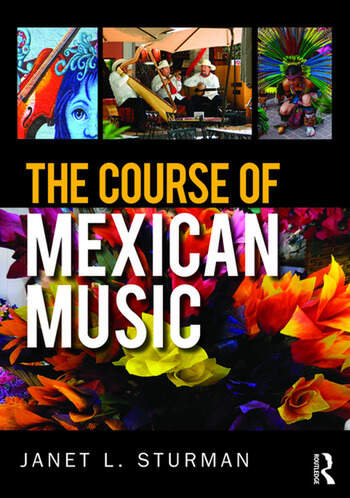 The Course of Mexican Music book cover