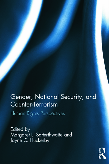 Gender, National Security, and Counter-Terrorism Human rights perspectives book cover