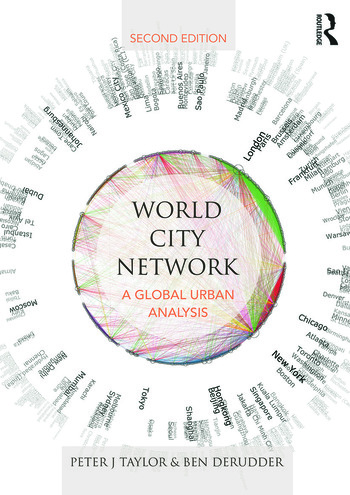 World City Network A global urban analysis book cover