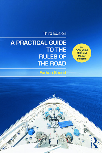 A Practical Guide to the Rules of the Road For OOW, Chief Mate and Master Students book cover