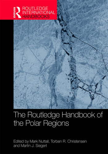 The Routledge Handbook of the Polar Regions book cover