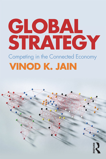 Global Strategy Competing in the Connected Economy book cover