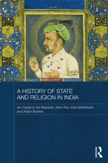 A History of State and Religion in India book cover