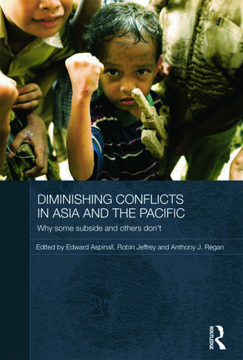 Diminishing Conflicts in Asia and the Pacific Why Some Subside and Others Don't book cover