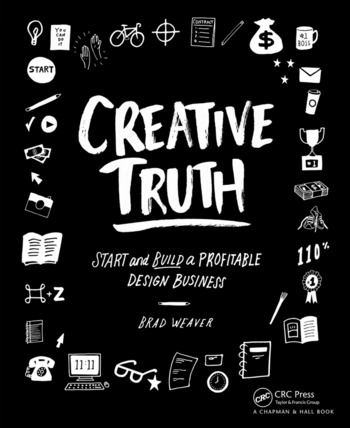Creative Truth Start & Build a Profitable Design Business book cover