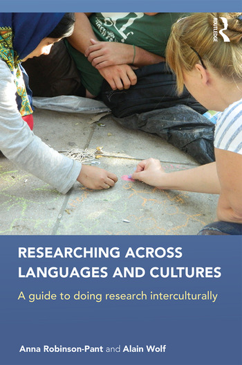 Researching Across Languages and Cultures A guide to doing research interculturally book cover