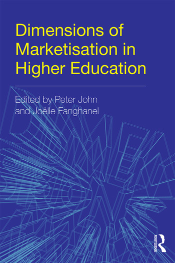 Dimensions of Marketisation in Higher Education book cover