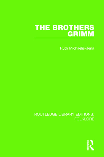 The Brothers Grimm Pbdirect book cover
