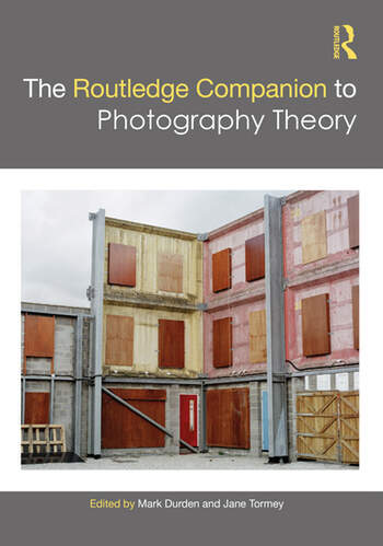 The Routledge Companion to Photography Theory book cover