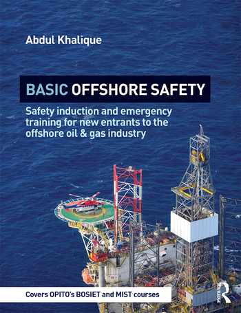 Basic Offshore Safety Safety induction and emergency training for new entrants to the offshore oil and gas industry book cover