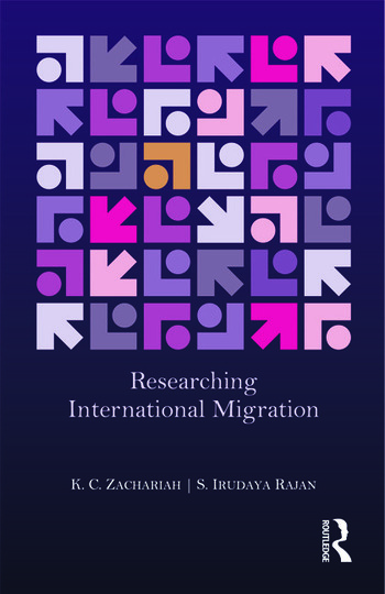 Researching International Migration Lessons from the Kerala Experience book cover