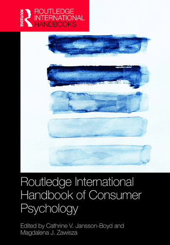Routledge International Handbook of Consumer Psychology book cover