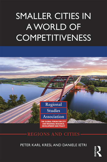 Smaller Cities in a World of Competitiveness book cover