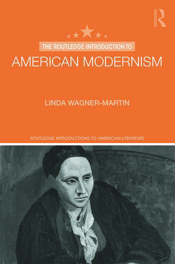 The Routledge Introduction to American Modernism book cover
