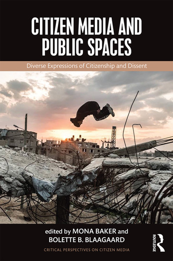 Citizen Media and Public Spaces book cover