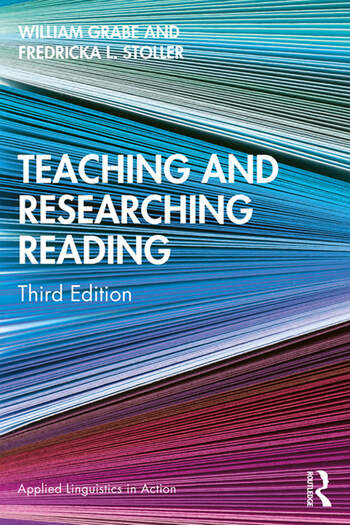 Teaching and Researching Reading Third Edition book cover