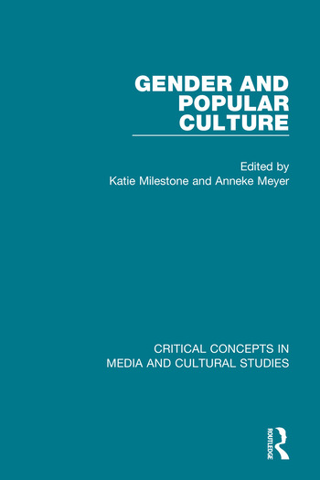 Gender and Popular Culture book cover