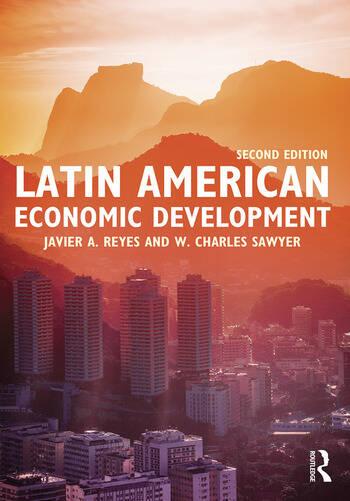 Latin American Economic Development book cover
