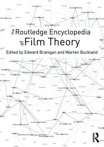 The Routledge Encyclopedia of Film Theory book cover