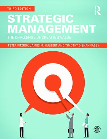 Strategic Management The Challenge of Creating Value book cover
