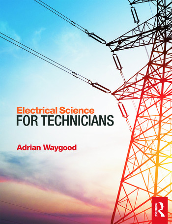Electrical Science for Technicians book cover