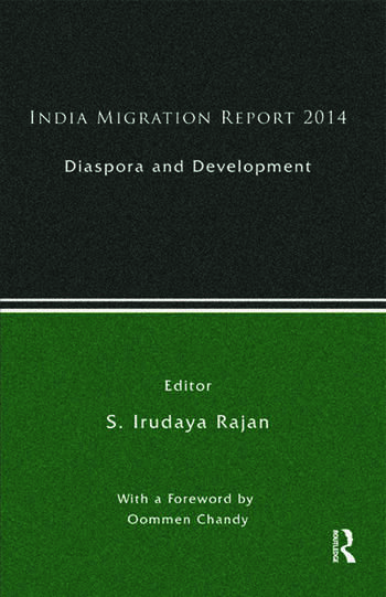 India Migration Report book cover