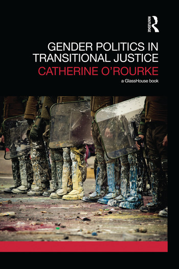Gender Politics in Transitional Justice book cover