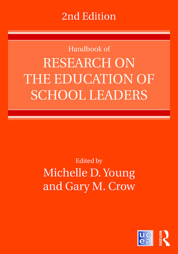 Handbook of Research on the Education of School Leaders book cover