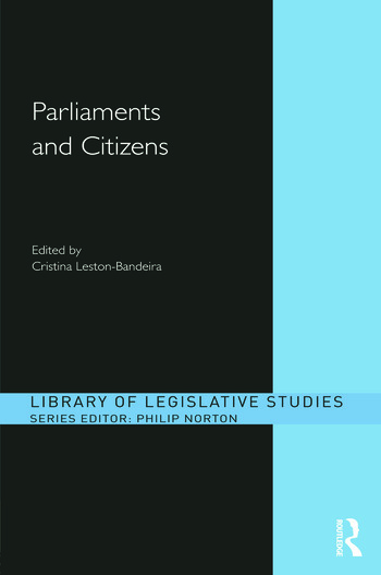 Parliaments and Citizens book cover