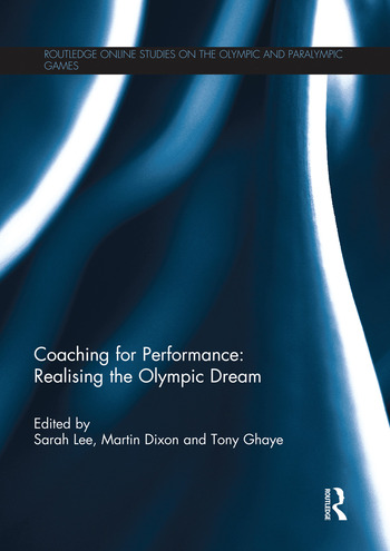 Coaching for Performance: Realising the Olympic Dream book cover