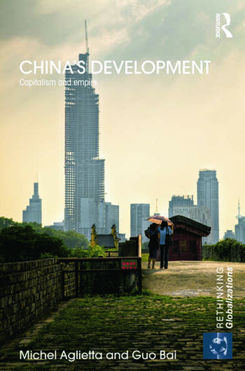 China's Development Capitalism and Empire book cover