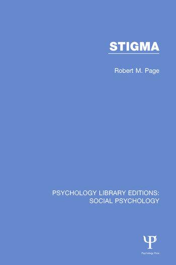 Stigma book cover