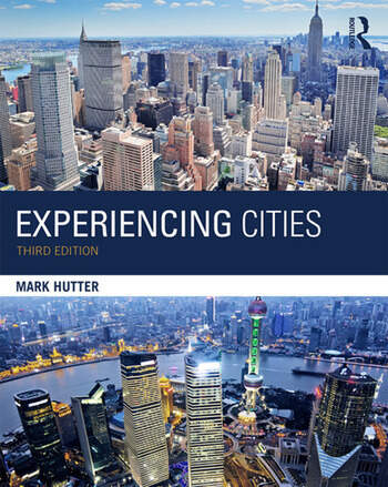 Experiencing Cities book cover
