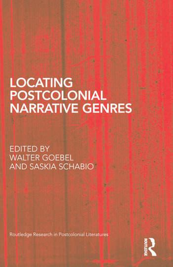 Locating Postcolonial Narrative Genres book cover
