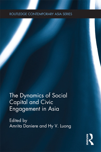 The Dynamics of Social Capital and Civic Engagement in Asia book cover