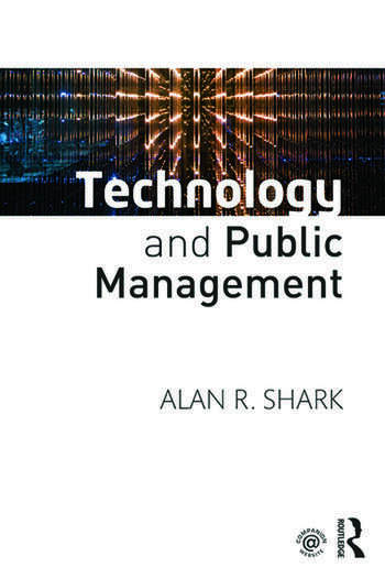Technology and Public Management book cover