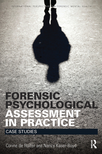 Forensic Psychological Assessment in Practice Case Studies book cover