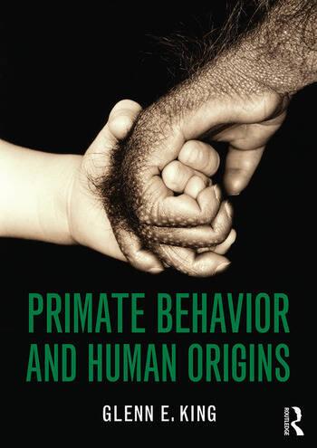 Primate Behavior and Human Origins book cover
