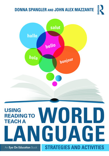 Using Reading to Teach a World Language Strategies and Activities book cover